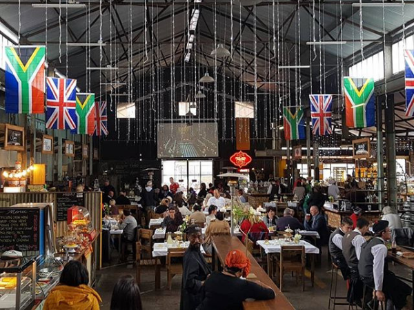 Joburg's hottest food markets