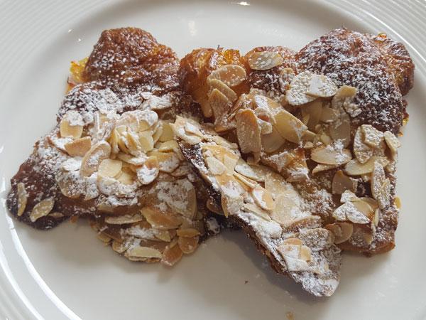 Croissant bostocks: Cape Town restaurant's inspired new pastry