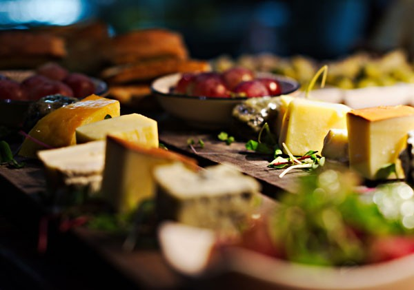 One of the cheese platters at Thief Restaurant. Photo courtesy of the restaurant.