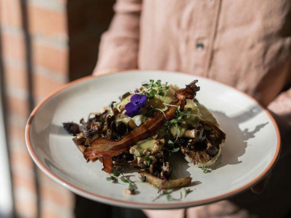 Franschhoek's new breakfast hot spot, Big Dog Café – reviewed