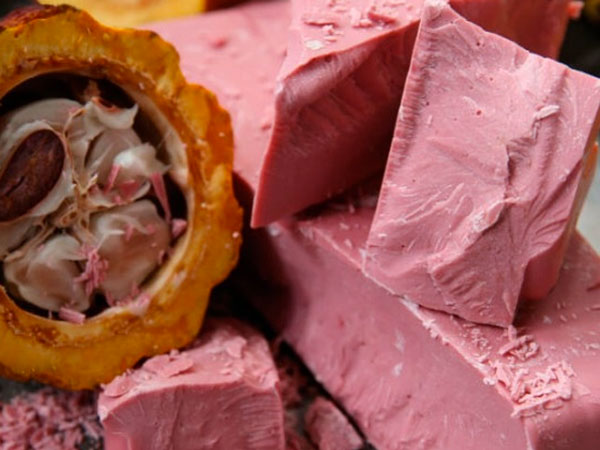 New naturally coloured 'ruby chocolate' will make you question everything
