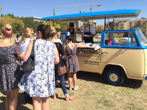 Food trucks to follow in and around Pretoria