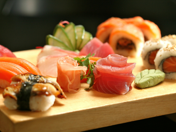 Great-value sushi specials in Jozi