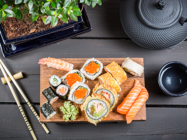 6 amazing sushi specials in Cape Town right now