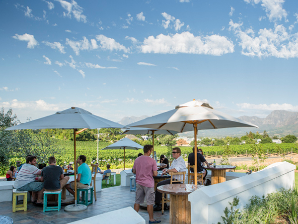 Food trucks to follow in the Cape Winelands and Garden Route