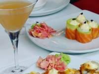 Beluga sushi