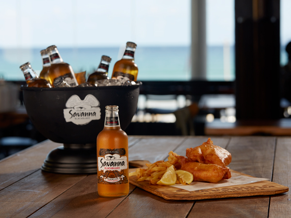 Partner content: Savanna launches rum-flavoured cider