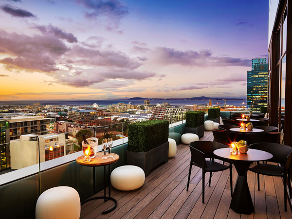 New rooftop bar opens on Bree Street
