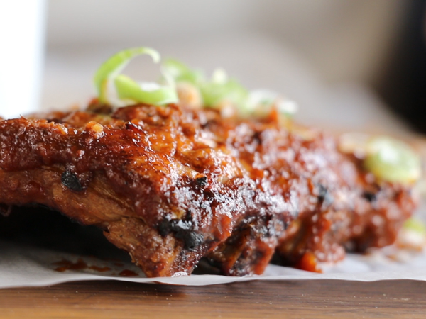 Watch: In search of Cape Town's best ribs with Jody Theodore
