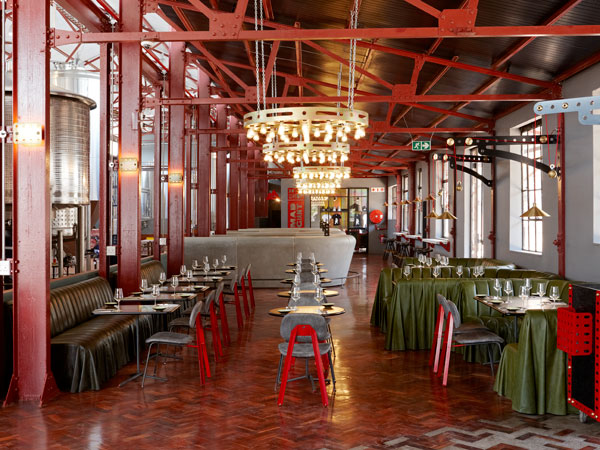 Urbanologi wins globally recognised award for restaurant design