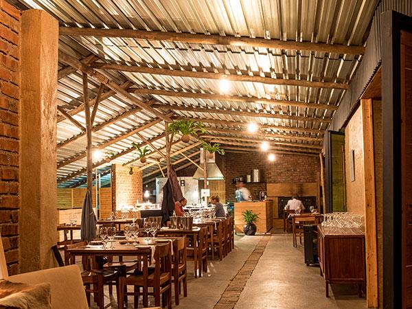 Fermier Restaurant