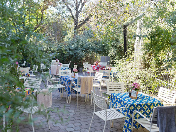 6 restaurants with glorious outdoor seating in Joburg