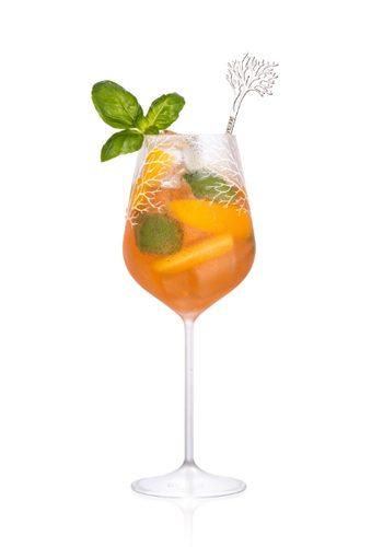 Fresh Meals Delivered >> Mango Passion Spritz Recipe - EatOut
