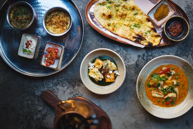 Thali---Curry