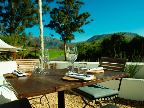 17 restaurants with awesome outdoor seating in Cape Town