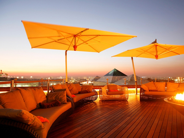 5 great rooftop bars in Johannesburg