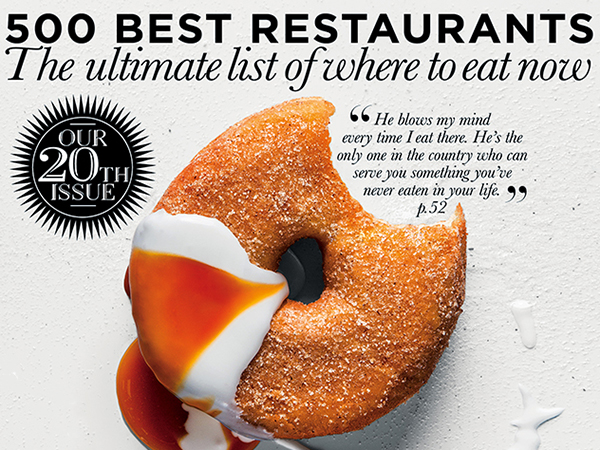 Our 20th issue of Eat Out magazine is on sale now