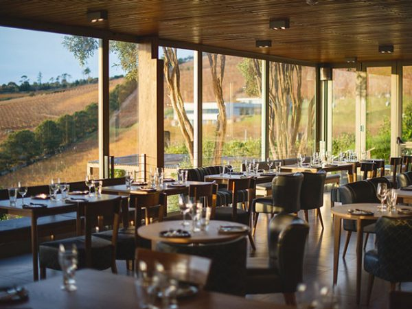 The interiors at Chefs Warehouse at Beau Constantia. Photo by Claire Gunn Photography.
