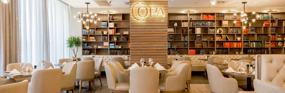 Inside at COPA