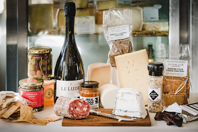 Culture Club Cheese_Luxury Christmas and New Year box1