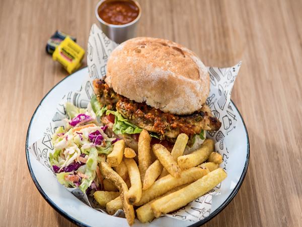 Afro's Chicken (Durban CBD)