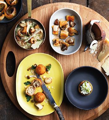 Tapas at Chefs Warehouse at Maison
