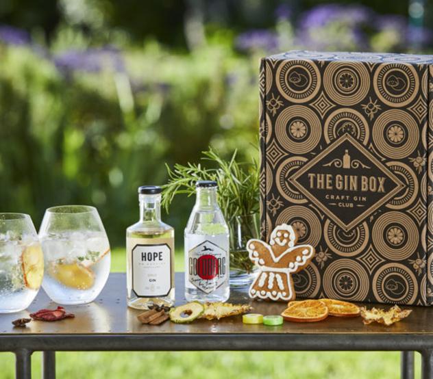 The Christmas Box_The Gin Box1