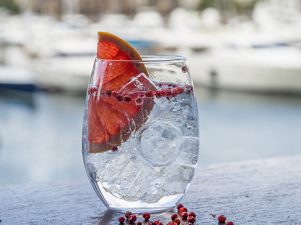 The Gin Dock, Cape Town's new harbourside pop-up gin bar