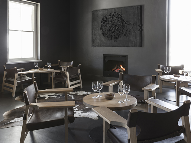 The calming interiors at Chefs Warehouse at Maison