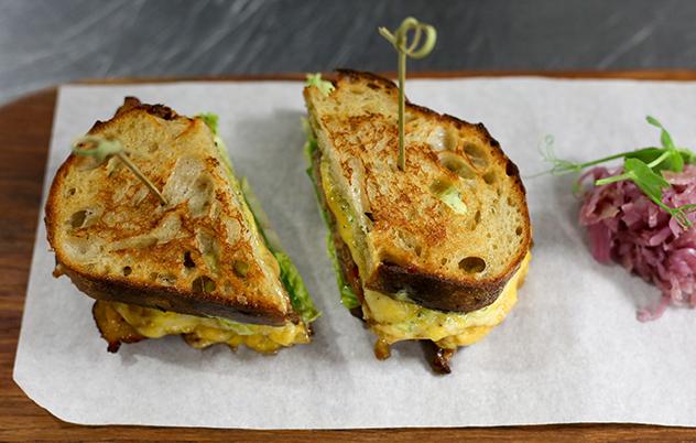 Zeitz MOCAA FOOD sandwich