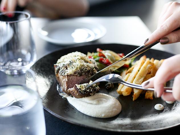 Zeitz MOCAA FOOD steak