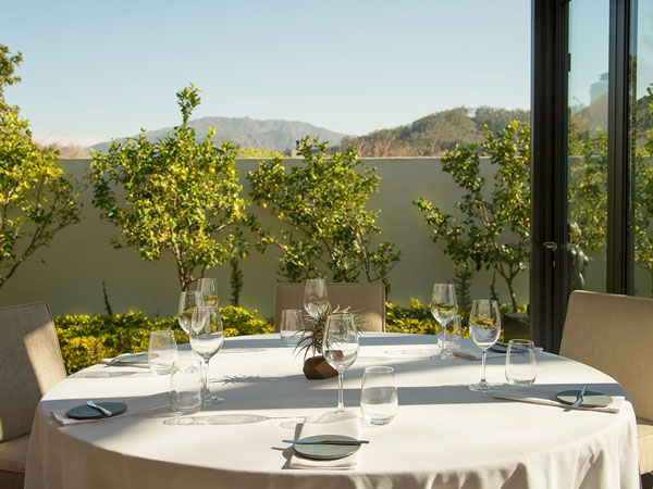 5 great new restaurants in the Winelands