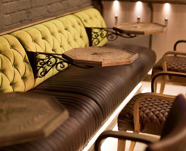 Coco Safar seating
