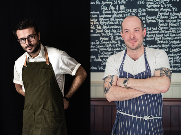Two international chefs confirmed for Convivium this February