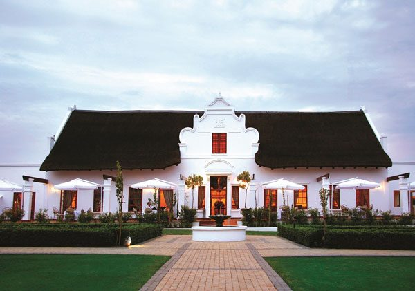 Pamper your partner with Valentine's Day dinner at Kievits Kroon.