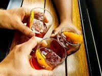Sin + Tax cocktails