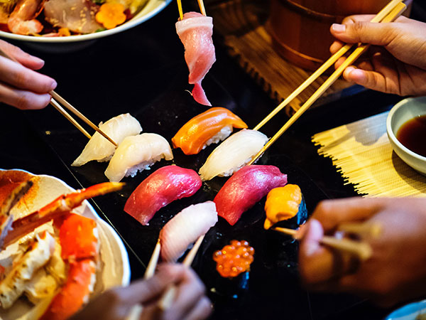 Is sushi causing a rise in tapeworm infections?