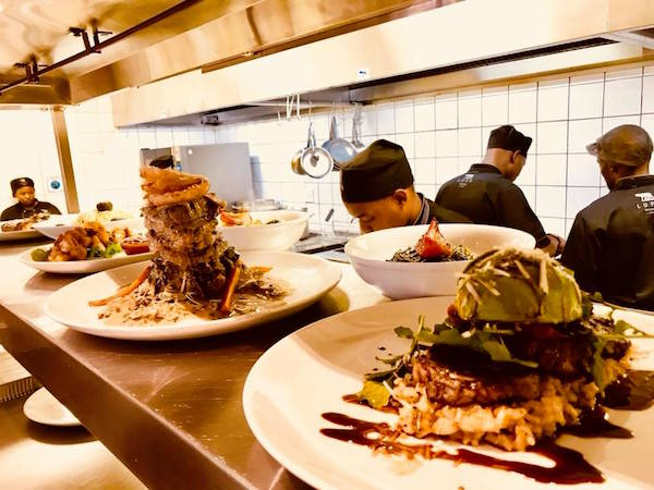 Lupa Restaurant Westville Menu