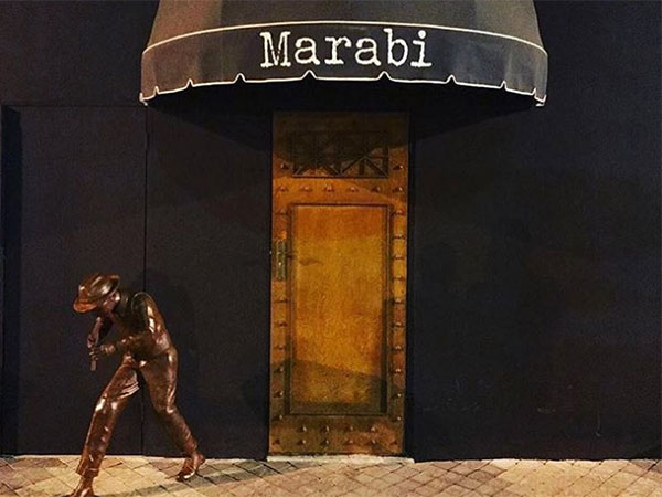 Hot new pop-up kicks off at Maboneng's The Marabi Club