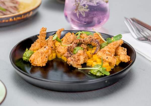 A dish at Urbanologi.