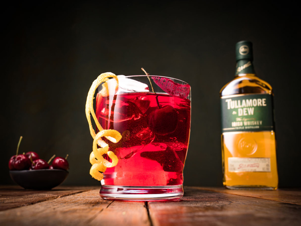 Tullamore cocktail