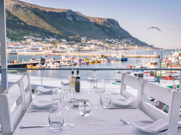 15 restaurants in Cape Town with epic views