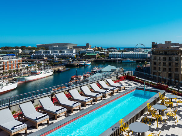 5 great rooftop bars in Cape Town