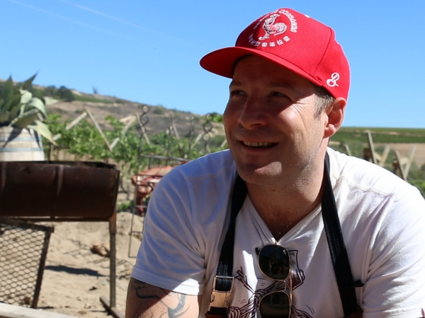 British chef Neil Rankin in SA: what he ate and why he's coming back