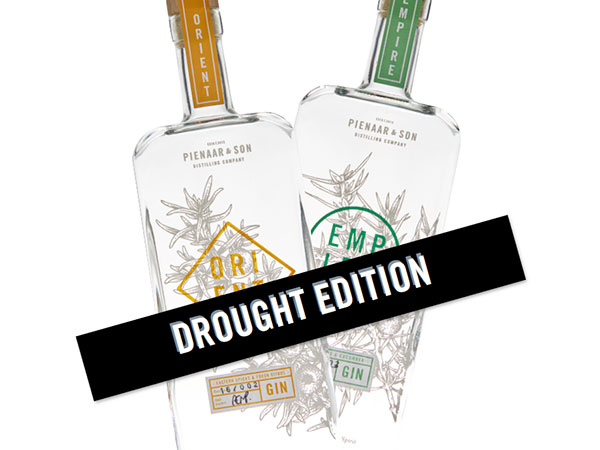 Cape Town's new drought-edition gin