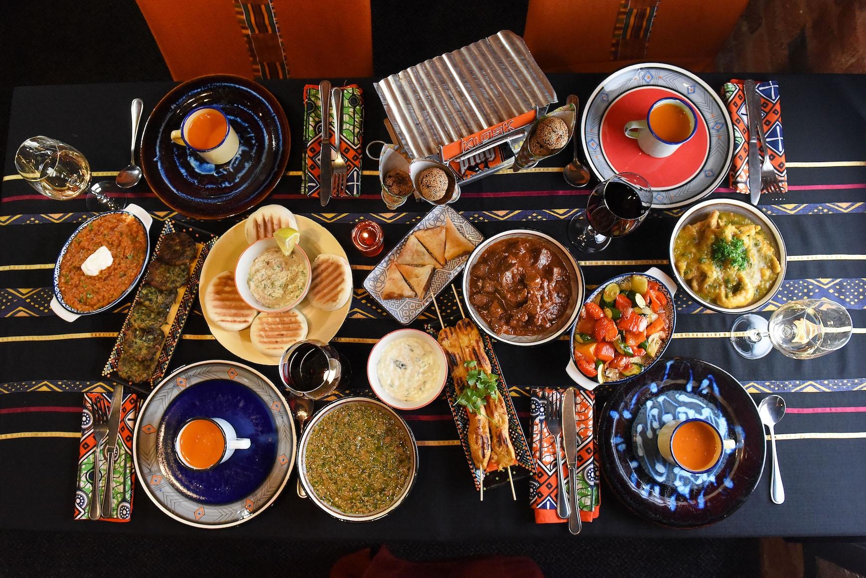 Gold Restaurant Restaurant In Cape Town Eatout