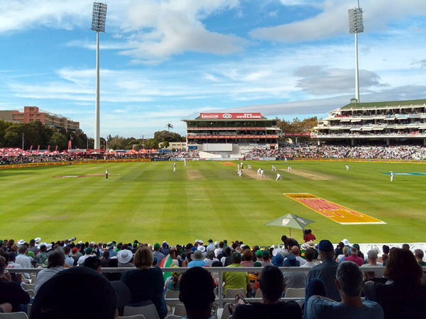 The absolute best thing to order at Newlands Cricket Ground in Cape Town