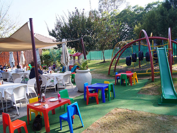 10 child-friendly restaurants in Joburg