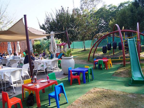9 child-friendly restaurants in Joburg