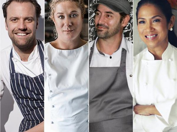 The other four chefs that make up the Seven Sages